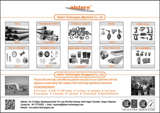 Alstern Pipes & Pumps Accessories