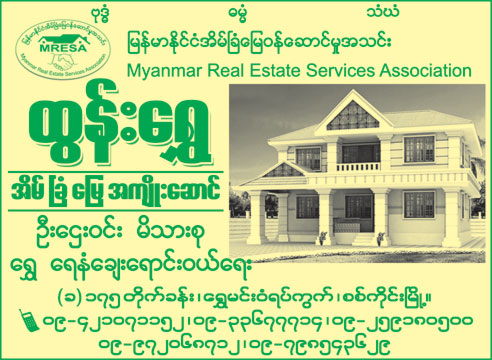 Tun Shwe Real Estate Agents