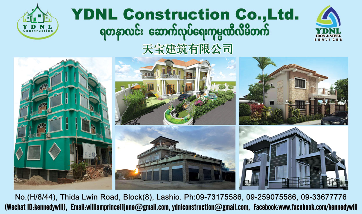 YDNL Construction Co.,LtdConstruction Services