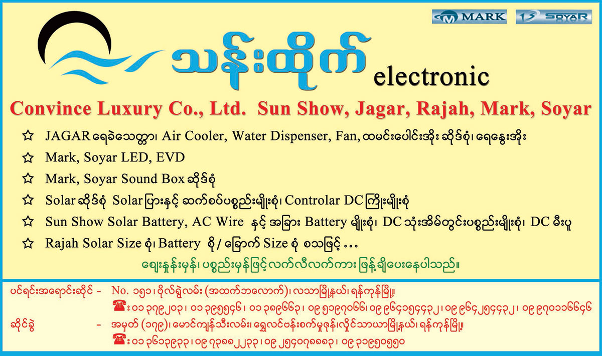 Than HtikeElectronic Equipment Sales & Repair