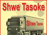 Shwe Tasoke ကုန္စည္ပို႔ေဆာင္ေရး