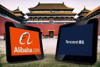 ALIBABA AND TENCENT