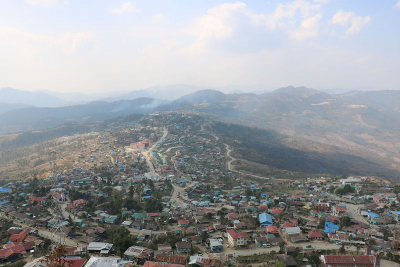 Hakha New Town Project